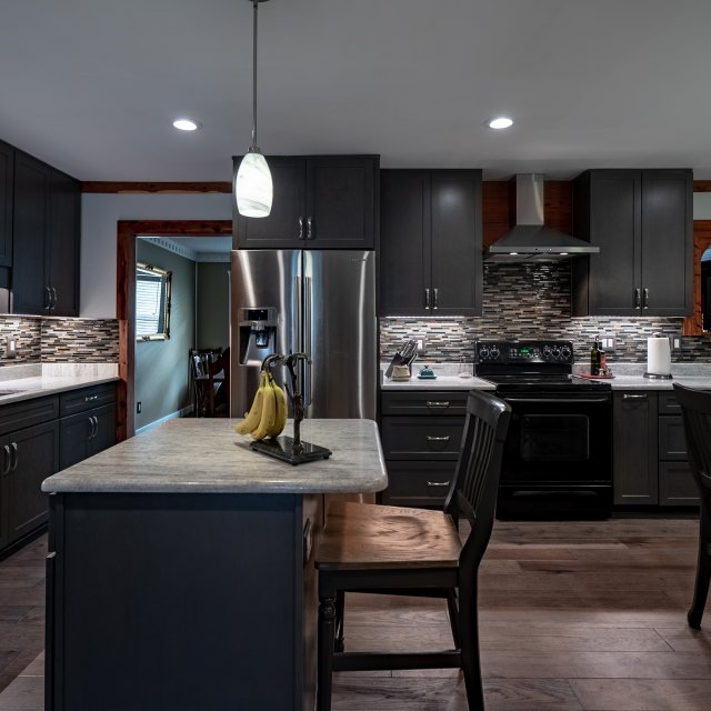 Kitchen and Dining Room Remodel - functional layout