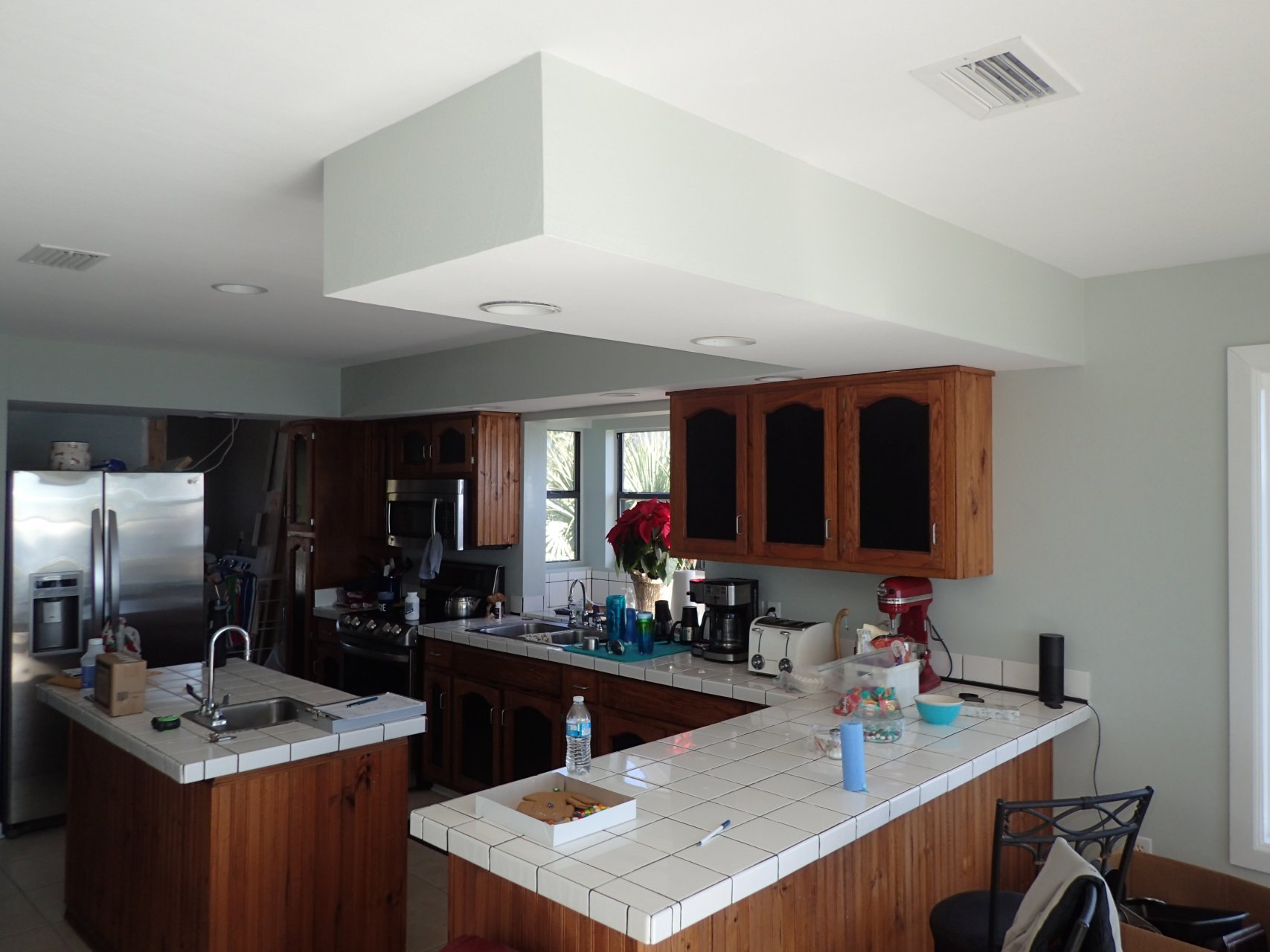 Gulf Breeze kitchen before remodeling by Cabinet Depot