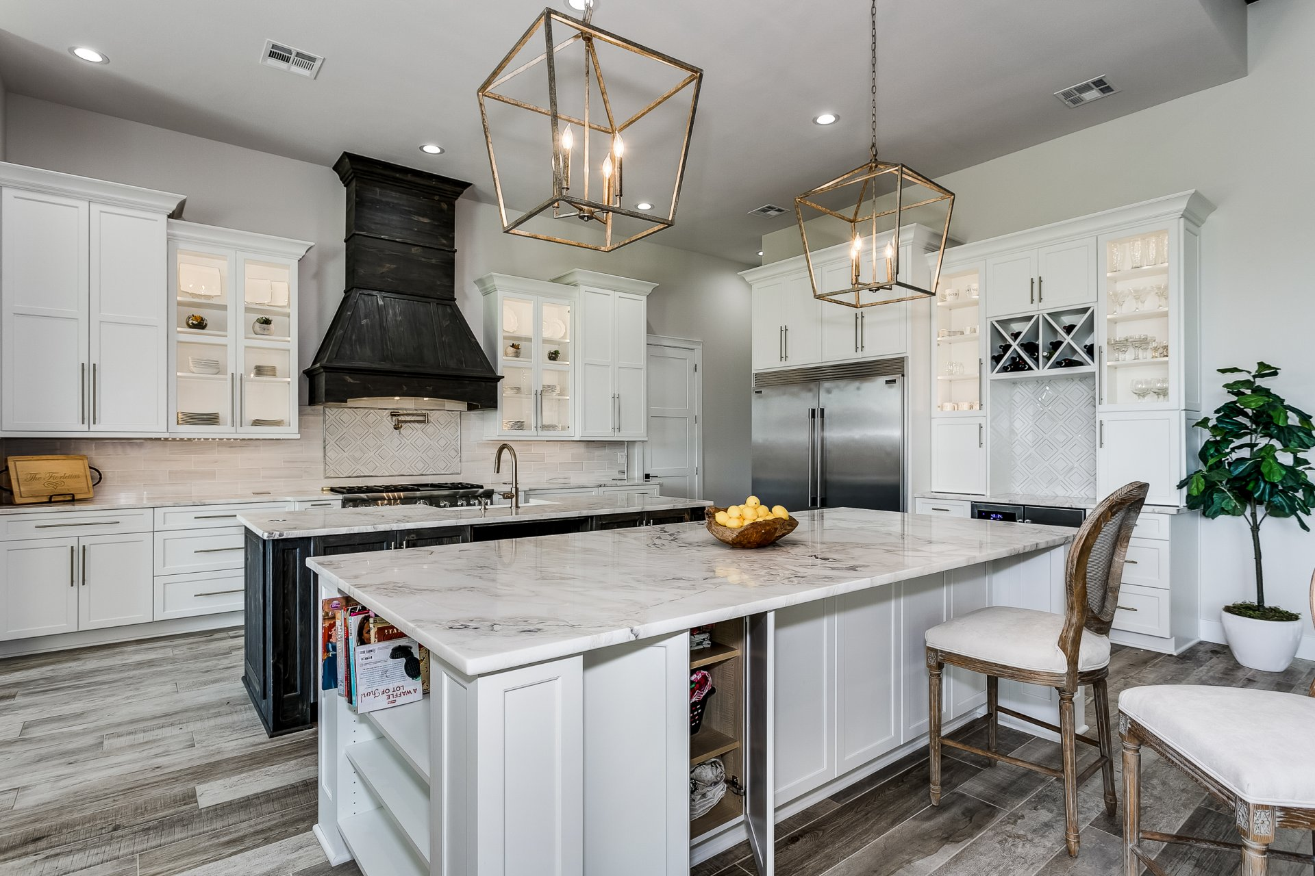 High-End Custom Kitchen in the Moors